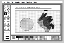 MacPaint as cloudPaint in the browser!